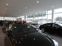 RLG completes work at Yark BMW of Toledo