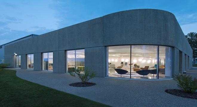 Allermuir U.S. Headquarters and Factory Design/Build