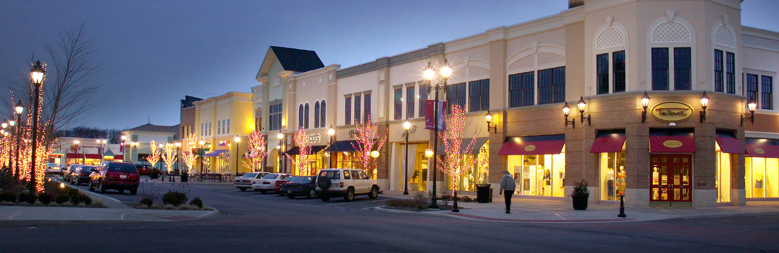 Town center levis commons project rudolph libbe group for Jewelry store levis commons perrysburg