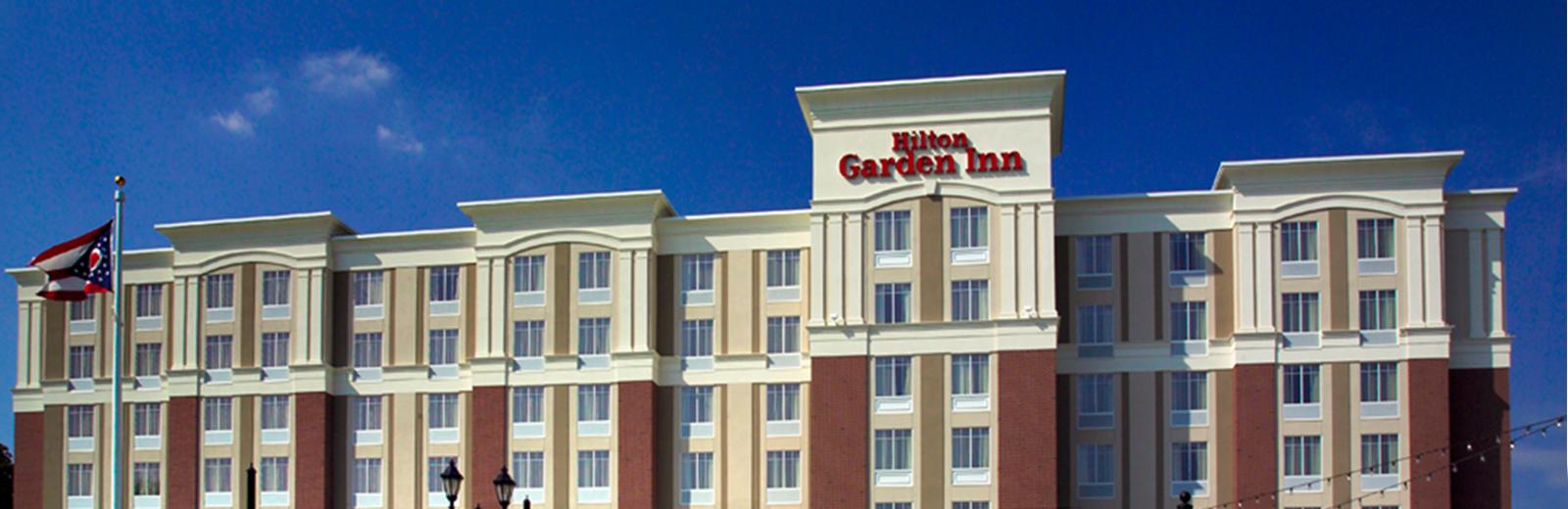 Hilton Garden Inn Projects Rudolph Libbe Group