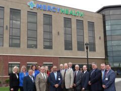 Mercy Health-Toledo breaks ground in Perrysburg