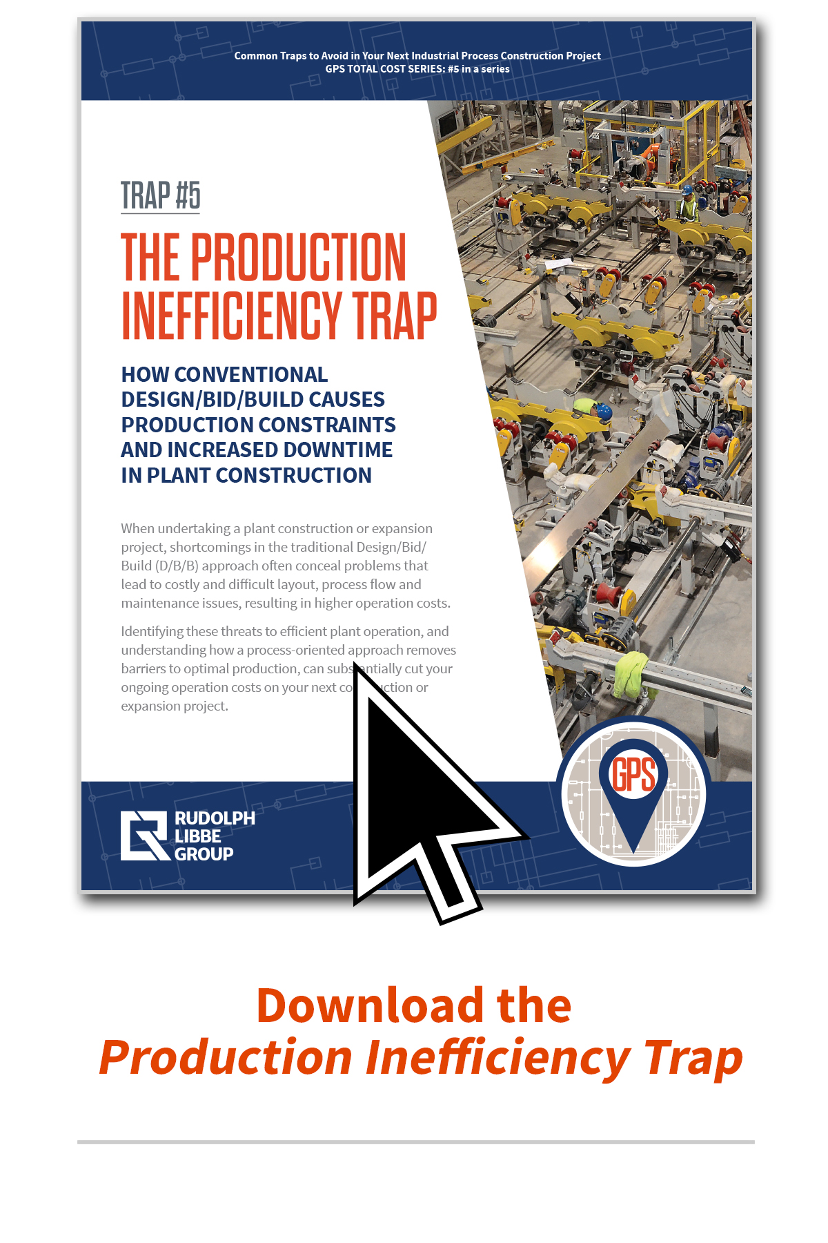 Production inefficiency Trap
