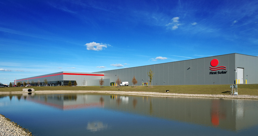 New 1.1 million-square-foot manufacturing facility completed in just 12 months